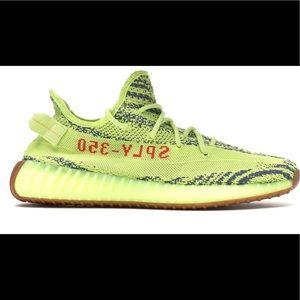 Adidas Yeezy Boost 350 v2 Semi-Frozen Yellow